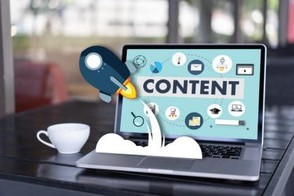 Content is king graphic